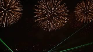 Гала Шоу Фестиваль фейерверков Москва 2016