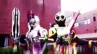 Gambar cover Kamen Rider Ex Aid Legend Rider Gashat Henshin And Finisher