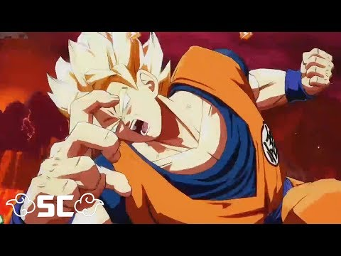 Thumbnail: NEW Dragon Ball FighterZ E3 2017 GAMEPLAY! - 1080P 60FPS (Dragon Ball 2018 Game)