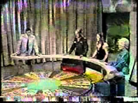 Chuck Woolery's Bad Spins on Wheel of Fortune