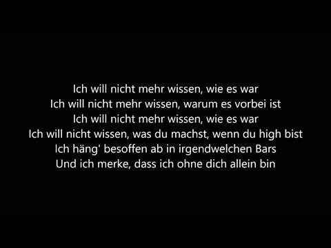 Juju feat. Henning May - Vermissen Lyrics