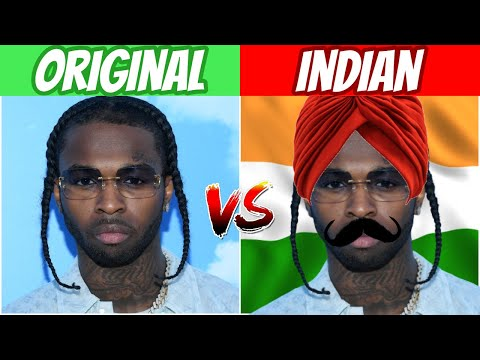 POPULAR RAP SONGS vs INDIAN REMIXES! (2020 Edition) indir