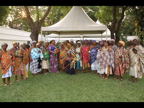 Rebecca Akufo-Addo: Help curb teenage pregnancy