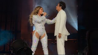 Beyoncé and Jay-Z - Holy Grail (Intro) On The Run 2 Vancouver, Canada 10/2/2018