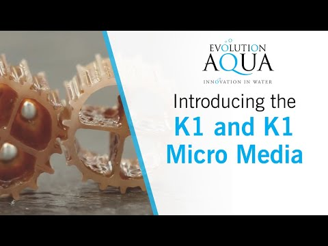 The Ultimate Filter Media - K1 and K1 micro by Evolution Aqua