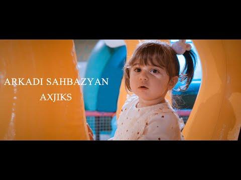 Arkadi Shahbazyan - Axjiks (2020)