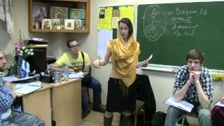 06 Елена Михайловна Харланова. Обязанности вожатого. Техника безопасности