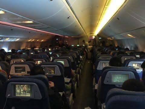 Air Canada Flight Experience : AC15 YYZ-HKG Boeing 777-200LR