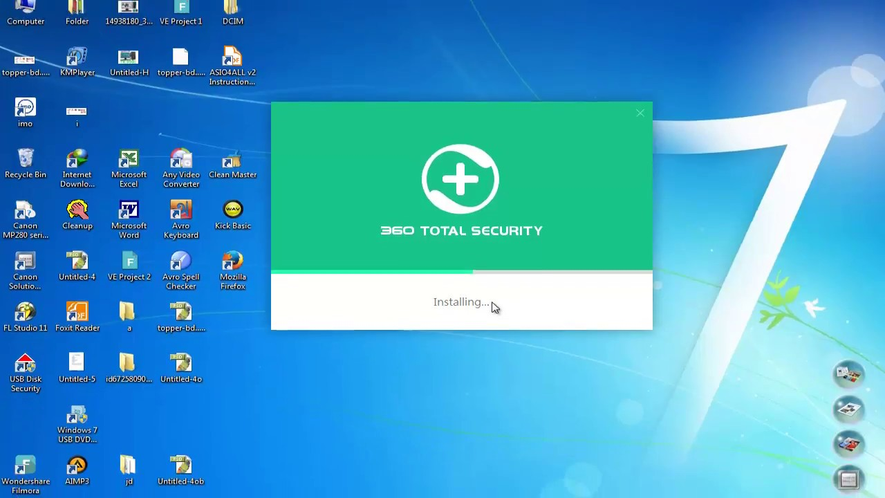 How to 360 Total Security Free download and software - how to download 360  total security antivirus