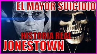 """JONESTOWN """"EL MAYOR SUICIDIO EN MASA"""""""