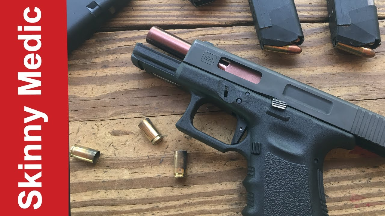 Installing a Glock Trigger Shoe