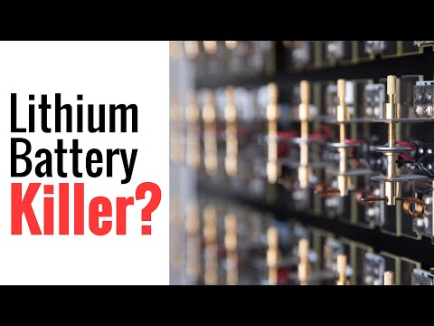 Lithium Battery Killer?  New Metal Free Battery Discovered By IBM That Could Be Lithium Replacement