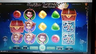 Online Casino Club - Fairytale Legends Hänsel und Gretel