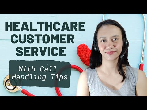 MOCK CALL PRACTICE: Healthcare Insurance Customer Service | With Call Handling Tips