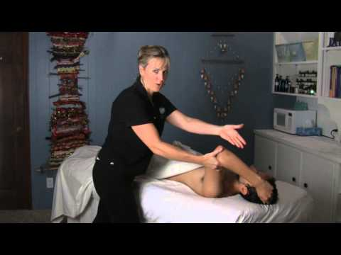 Swedish Massage for the Arms : Swedish Massage