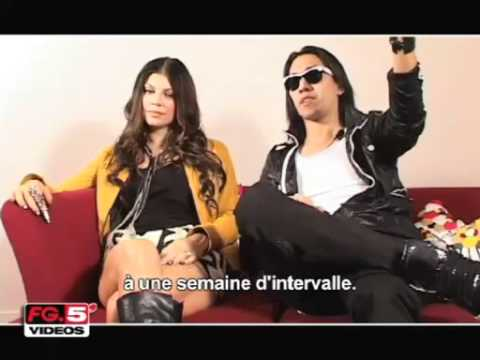 Fergie and Taboo Interview (Black Eyed Peas) Mp3
