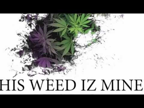 snoop dogg this weed iz mine