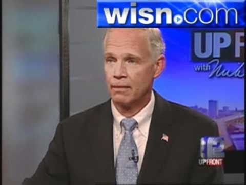 UPFRONT with Mike Gousha, Sept. 12, 2010 - Candidate Ron Johnson Seeks Senate Seat