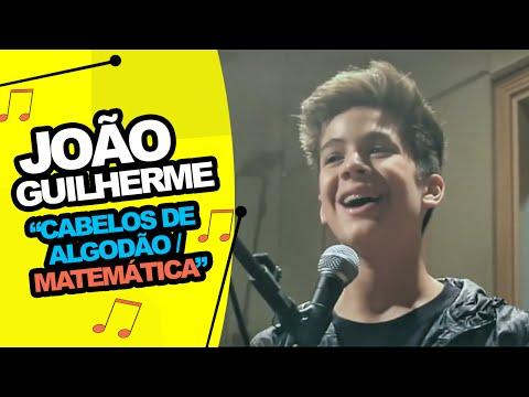 João Guilherme - MatemáticaCabelos de Algodão Cover