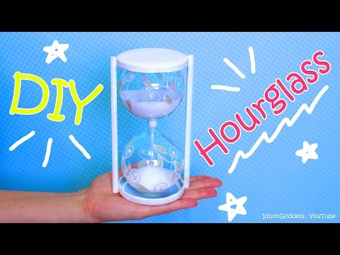 Thumbnail: How To Make An Hourglass Out Of Christmas Ornaments – DIY Hourglass