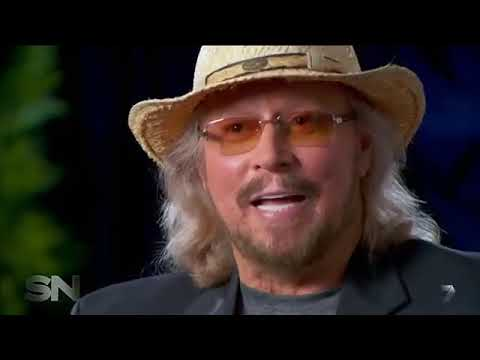 Barry Gibb The Bee Gees Interview on Sunday Night