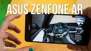 Asus ZenFone AR, análisis review en español