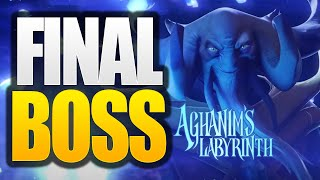 Final Boss Aghanim the Apex Mage Aghanim's Labyrinth Summer Event
