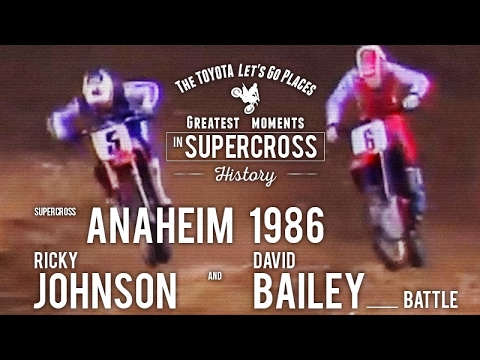 Anaheim 1986  | Ricky Johnson and David...