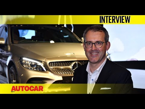 Michael Jopp - VP Sales & Marketing, Mercedes-Benz India