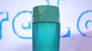 hidrate spark smart water bottle review