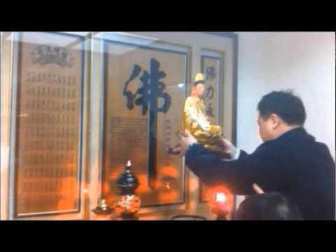 2012年3月12日-安神位及祖先牌位