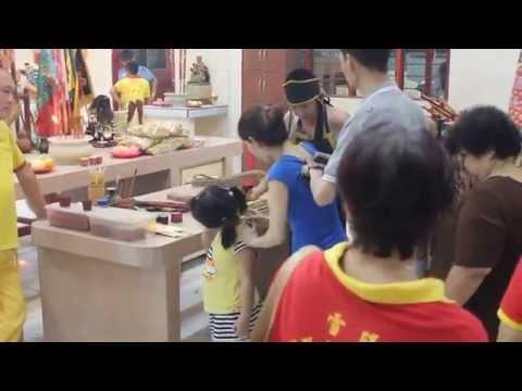 Trances & Spirit Whips: Ji Gong / Taoist Temple (Video 12)