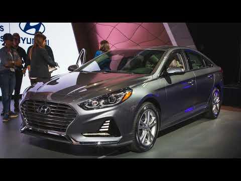 2019 Hyundai Sonata Sport, Hybrid, Review, Release Date, Interior, Exterior, Design