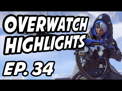 Overwatch Daily Highlights | Ep. 34 | LiveTheBattle, MOONMOON_OW, xGarbettTV, A_Seagull, EeveeA_tm