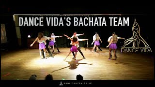 Dance Vida Bachata team May 2017