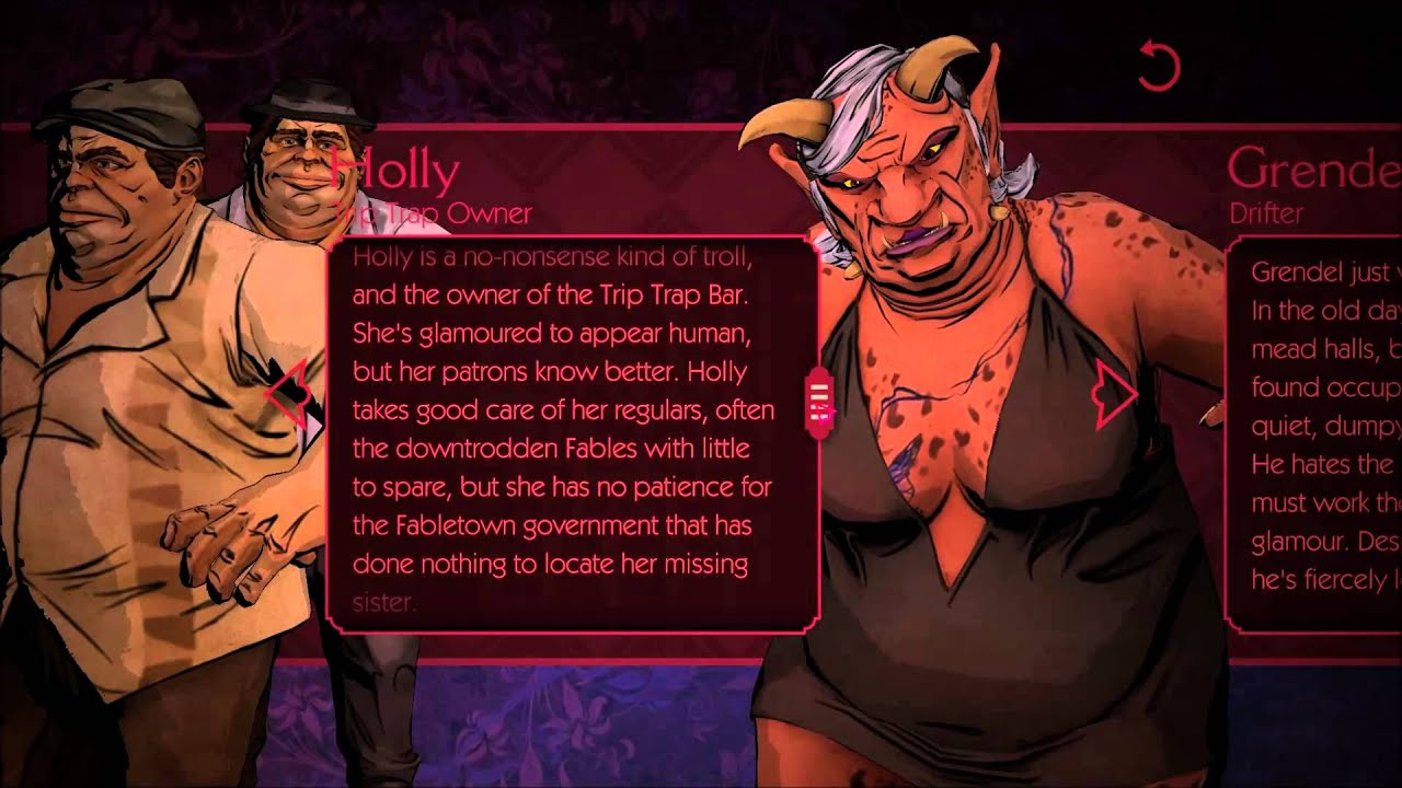 how to play the wolf among us