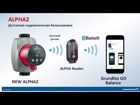 Презентация обновленной линейки циркуляционных насосов Grundfos Alpha и Magna