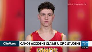 Dinos basketball player dies in canoe accident