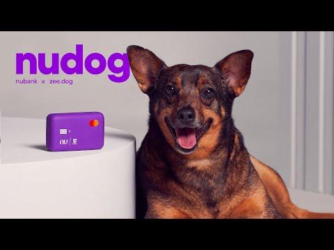 Nudog: a salvação dos roxinhos.