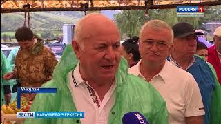 видео Долина Махар - маршруты из Карачаевска
