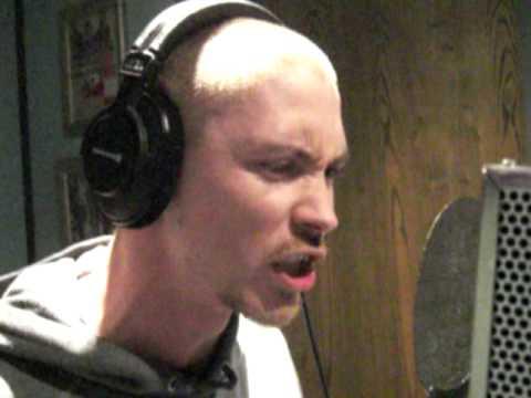 D-Lock, Choice, Preshus PRE & Mc Vapour StreetLife Volume 1 Aim Record Studios! 3
