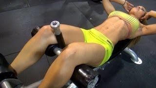Women's Intense Gym Workout!! Workout Motivation