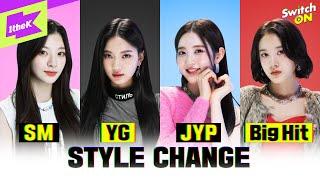 Download SM 이수만이 BTS 불타오르네를 만들었다면 어떤 느낌일까? | STAYC | BTS | BLACKPINK | TWICE | Red Velvet | SWITCH ON