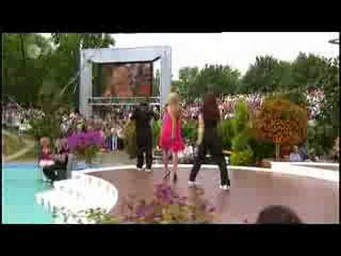Kate Ryan - All For You ZDF Fernsehgarten