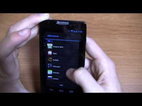 Motorola DROID RAZR HD MAXX Jelly Bean Walkthrough