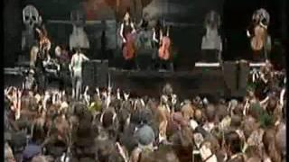 Apocalyptica - Grace live