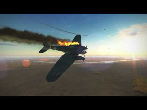 IL2: Battle of Stalingrad Crashes, Kills and Explosions part 9