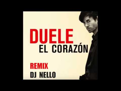 Enrique Iglesias Duele El Corazon Ft Wisin Dj Nello