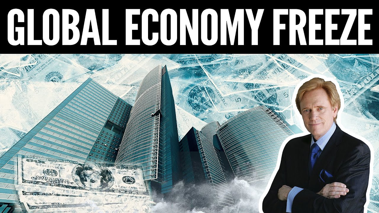 Global Economy To Freeze Up,  Here's Why - Mike Maloney