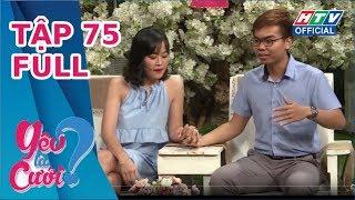 image YÊU LÀ CƯỚI | Cặp đôi thích du lịch, nên duyên từ đất nước Philippines xa xôi | YLC #75 FULL | 30/3